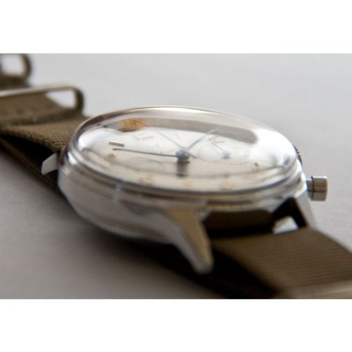 Seagull 1963 - solid caseback - leather strap-689
